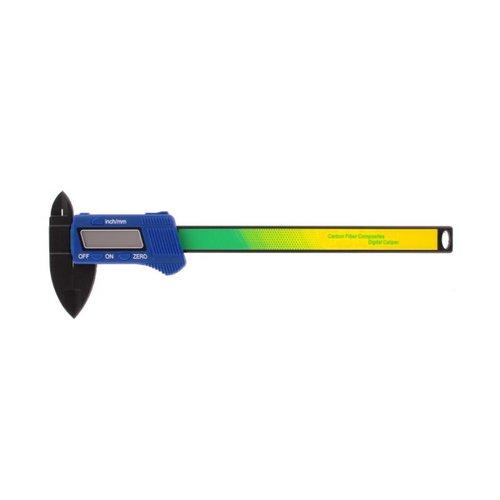 Work-It Digitale LED Carbon Schuifmaat / Caliper 150mm