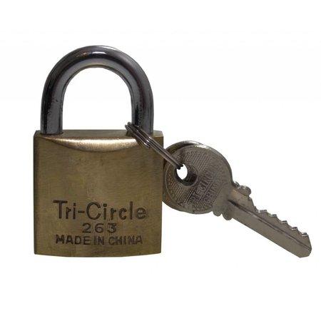 Tri-Circle Hangsloten 30mm 263