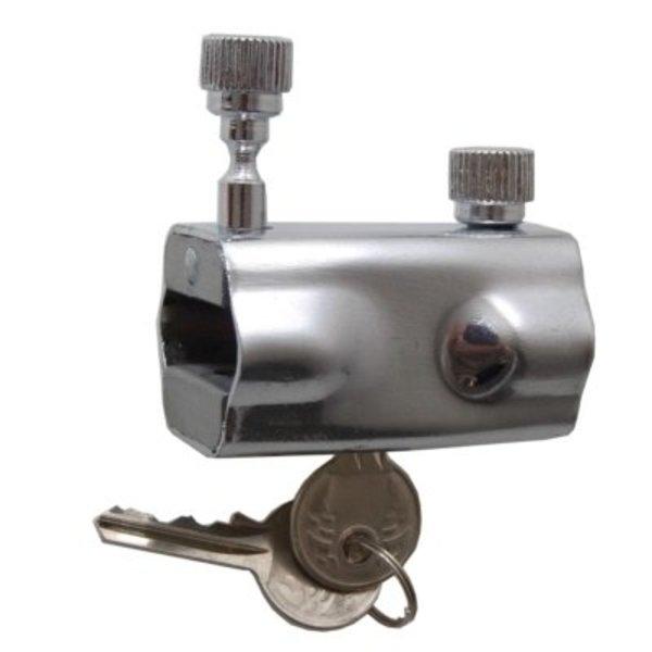 Hangslot Penslot 2 zijdig te openen  (8mm)