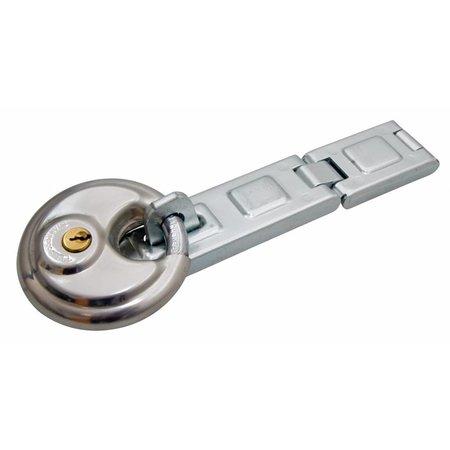 Lock-it Discusslot met kistoverval