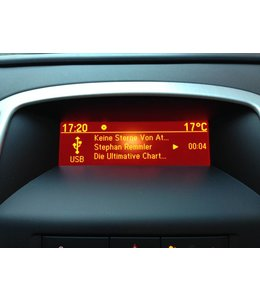USB Nachrüstsatz Insignia CD400, CD500, Navi600, DVD800, Navi900