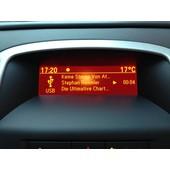 USB Nachrüstsatz Meriva B CD400, CD500, Navi600, DVD800, Navi900