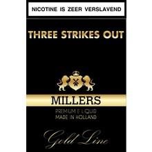 Millers Juice Goldline Tree strikes out