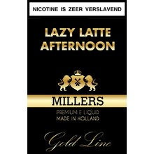 Millers Juice Goldline Lazy Latte Afternoon