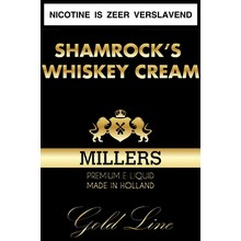Millers Juice Goldline Shamrock's Whiskey Cream