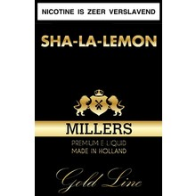 Millers Juice Goldline Sha-La-Lemon