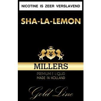 Sha-La-Lemon goldline millers