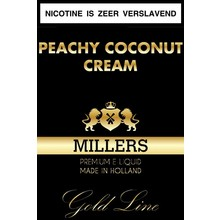 Millers Juice Goldline Peachy Coconut Cream