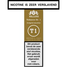 Millers Juice Silverline Tobacco nr.1