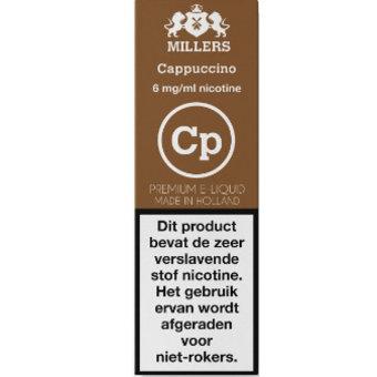 Millers Juice Silverline Cappuccino e-liquid