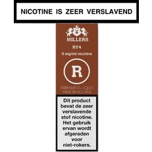 Millers Juice Silverline RY4 e-liquid