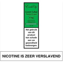 ExcluCig Green Label MENTHOL TOBACCO