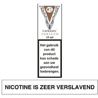 Vaprance White Label Tobacco e-liquid