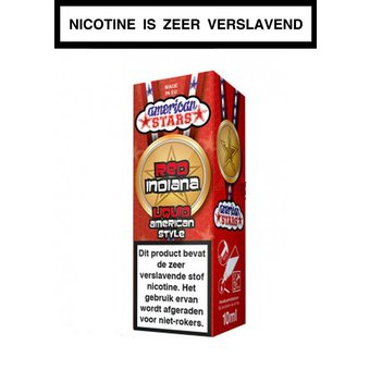 Flavourtec Red Indiana e-liquid American Star
