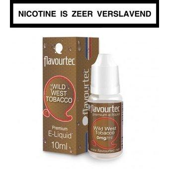 Flavourtec Wild West Tobacco e-liquid