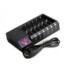 Efest LUC BLU6 Oled intelligent charger