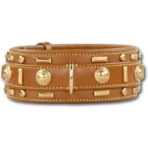 Doxtasy Dog Collar Glorious Tan 60mm