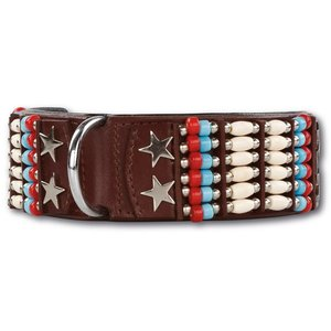 Doxtasy Dog Collar Cheyenne Star in the Sky 50mm