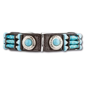 Doxtasy Dog Collar Blue River 25 mm