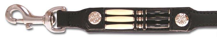 Hondenriem Black Eagle 18mm