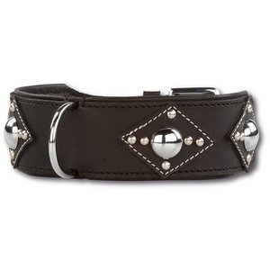 Doxtasy Dog Collar Ruff Chic Black