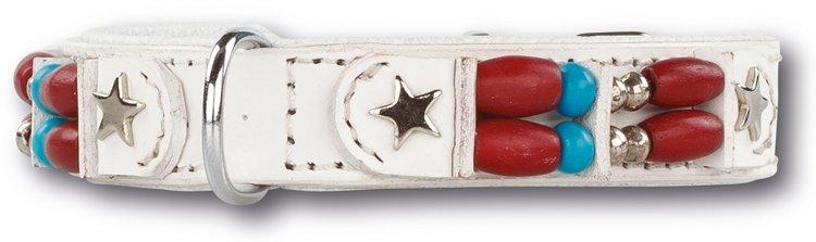 Hondenhalsband White Hawk 15mm