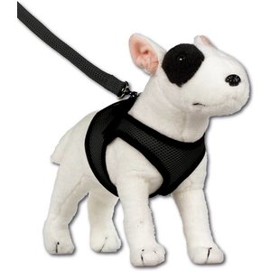 Doxtasy Comfy Dog Harness Mesh Black