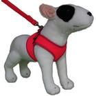 Doxtasy Comfy Dog Harness Mesh Fluo Pink