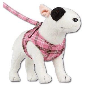 Doxtasy Hondentuig Comfy Harnass Scottish Pink