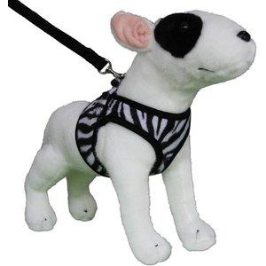 Doxtasy Hondentuig Comfy Harnass Zebra