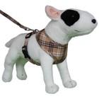 Doxtasy Round Loop Dog Harness Scottish Beige