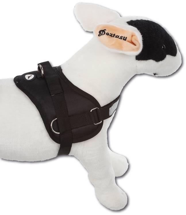 Hondentuig Survival harness Black