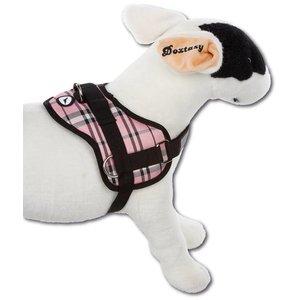Doxtasy Survival dog harness Scottish Pink