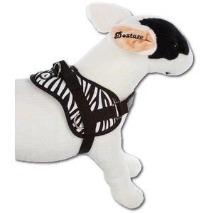 Doxtasy Survival dog harness Zebra