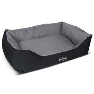 Scruffs Dog Bed Expedition Graphite