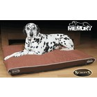 Scruffs Dog Cushion Hilton Chocolate