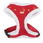 Puppia Dog Harness Santa