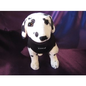Puppia Soft Dog Harness Black