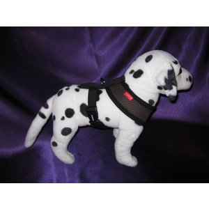 Puppia Soft Dog Harness Brown