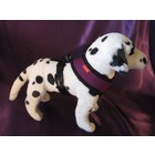 Puppia Soft Dog Harness Purple