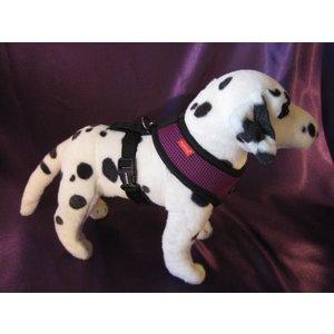 Puppia Soft Dog Harness Purple