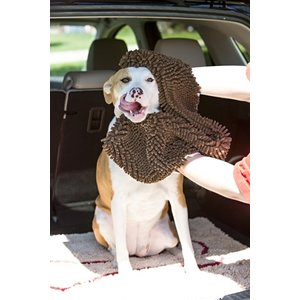 Soggy Doggy Dog Towel Super Shammy Brown