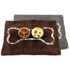 Soggy Doggy Placemat Slopmat Brown