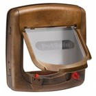Petsafe Staywell magnetic woodgrain cat flap