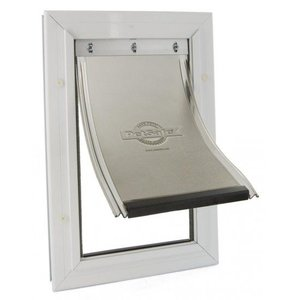 Petsafe Staywell Dog Flap Aluminium