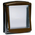 Petsafe Staywell cat flap Original Brown