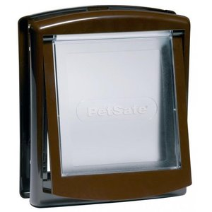 Petsafe Staywell dog flap Original Brown