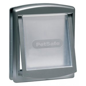 Petsafe Staywell dog flap Original Silver