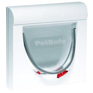 Petsafe Staywell Magnetisch Kattenluik Wit