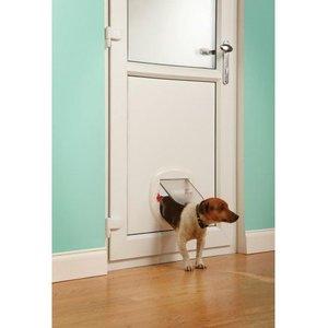 Petsafe Staywell Wit Hondenluik voor kleine honden